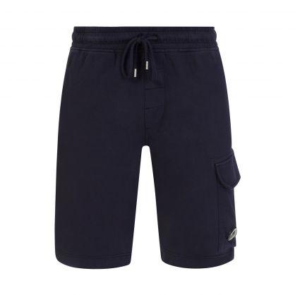 Navy Lightweight Cargo Shorts