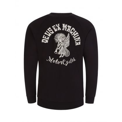 Black Devils Address Sweatshirt