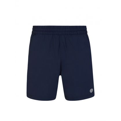 Navy Mesh Glide Swim Shorts