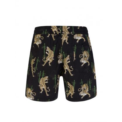 Black Solstice Shorts