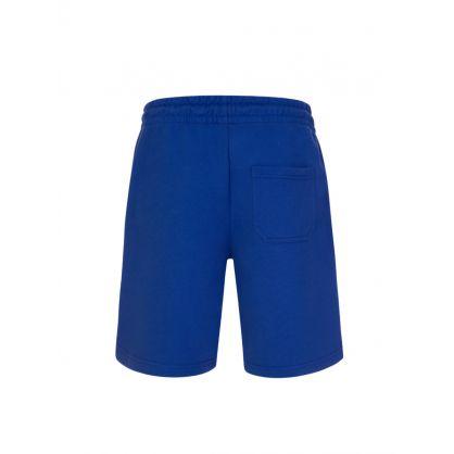 Blue Ehot Shorts