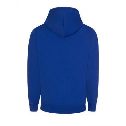 Blue Eshield Hoodie