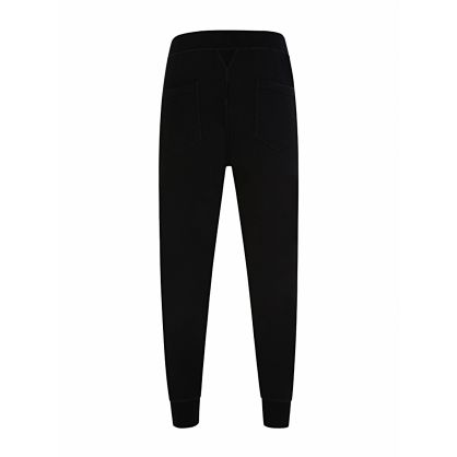 Black ICON Sweatpants