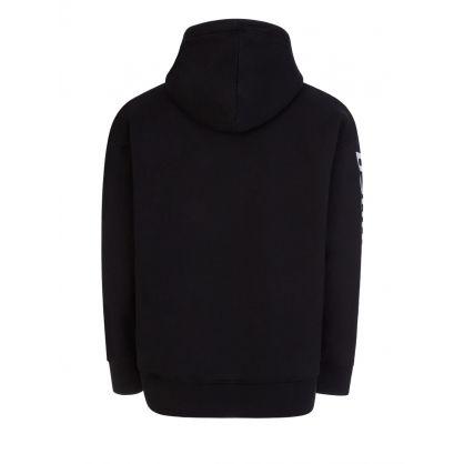 Black 'Dominate Your Sport' Logo Sweatshirt