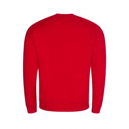 Red DSQ2 ICON Sweatshirt