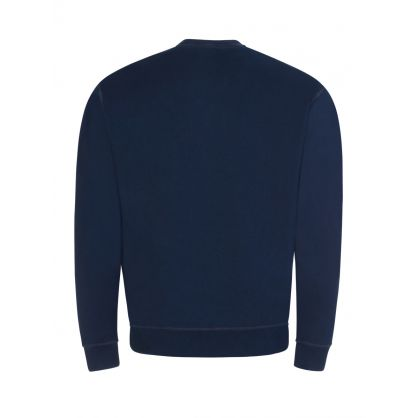 Navy DSQ2 ICON Sweatshirt