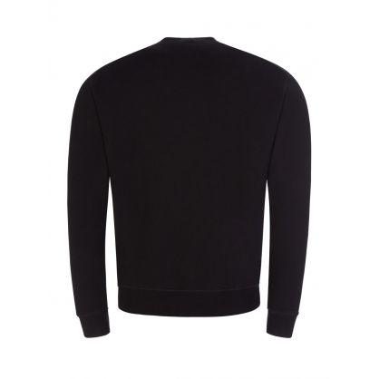Black DSQ2 ICON Sweatshirt