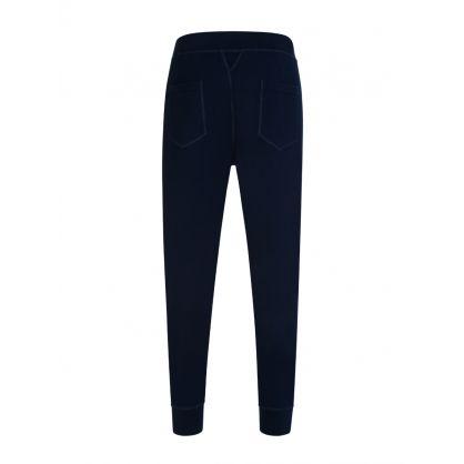 Navy DSQ2 ICON Sweatpants