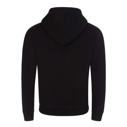 Black Taped ICON Popover Hoodie