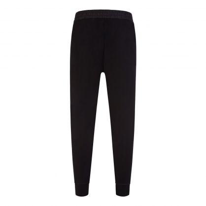 Black Monotone ICON Sweatpants