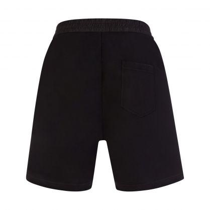 Black Monotone ICON Shorts
