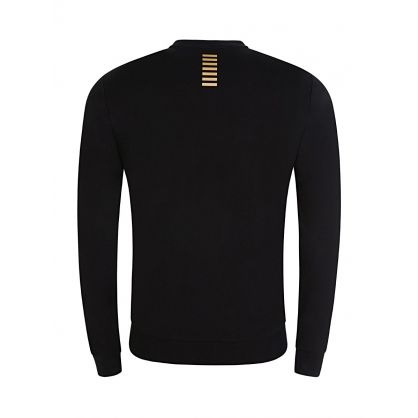 Black Gold Logo Sweatshirt