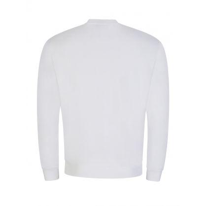 White Eagle Brand Logo Sweatshirt
