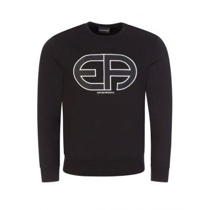 Black R-EAcreate Sweatshirt