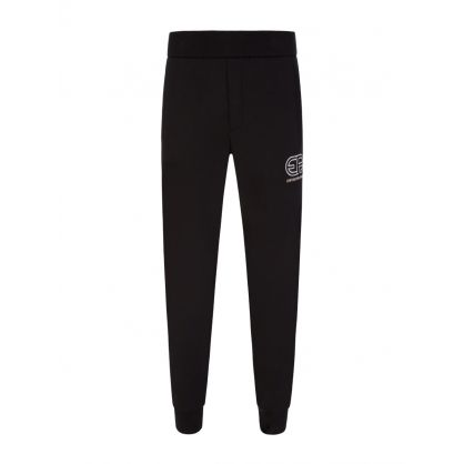 Black 40th Anniversary R-EAcreate Logo Sweatpants