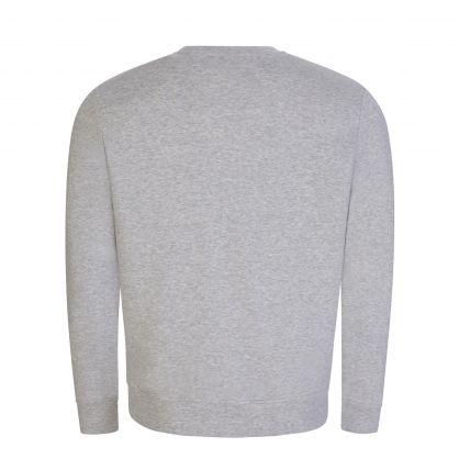 Grey RE-create Logo Sweatshirt