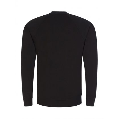 Black Lounge Sweatshirt