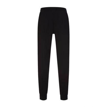 Black Lounge Sweatpants