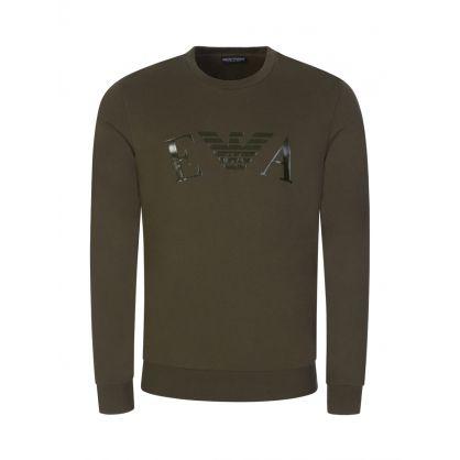 Green Lounge Sweatshirt