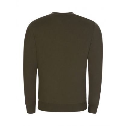 Green Lounge Sweatshirt