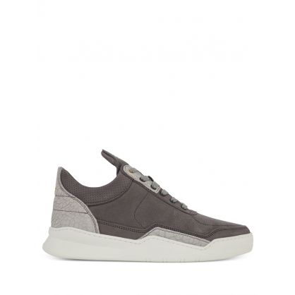 Grey Low-Top Ghost Decon Trainers