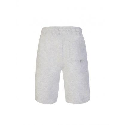 Grey Core Sweat Shorts