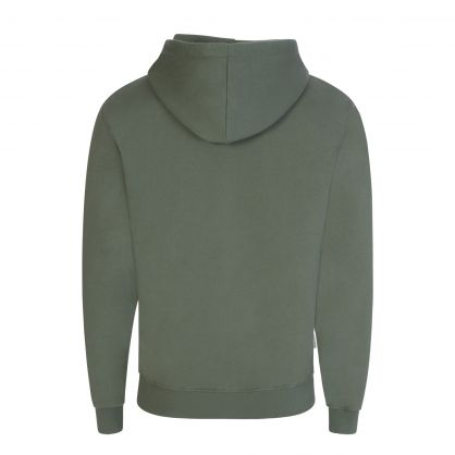 Green Essential Popover Hoodie