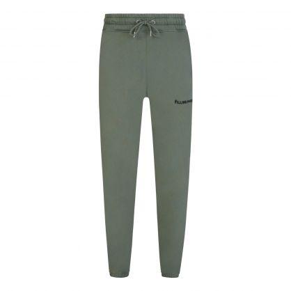 Green Essential Sweatpants