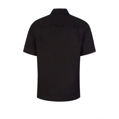 Reissues Black Beach Pocket Shirt