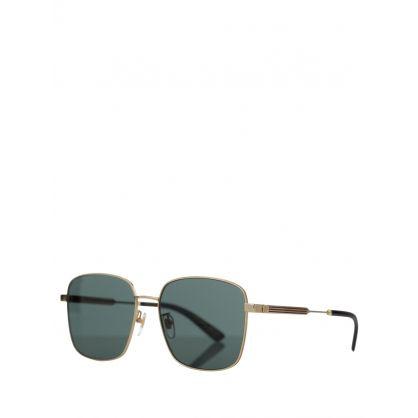 Gold/Black Set M Sunglasses