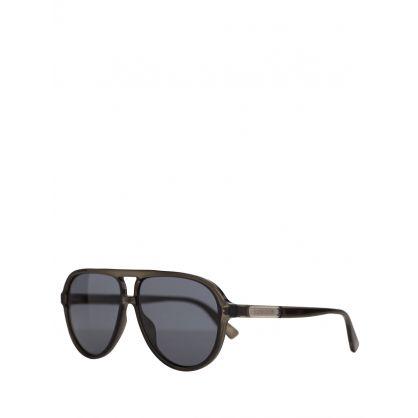 Dark Grey Set M Sunglasses