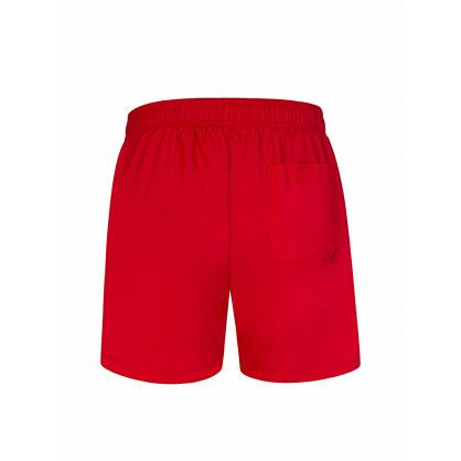 Menswear Red Haiti Swim Shorts