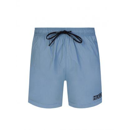 Light Blue Haiti Swim Shorts