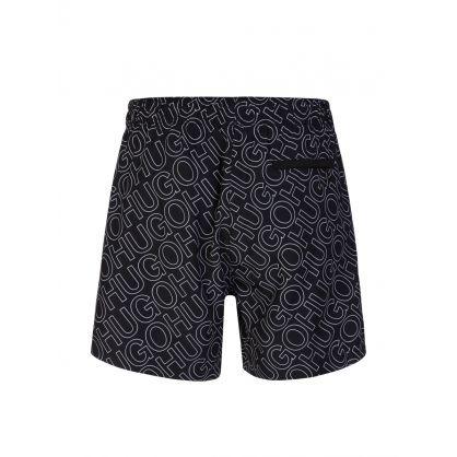Black Amami Swim Shorts