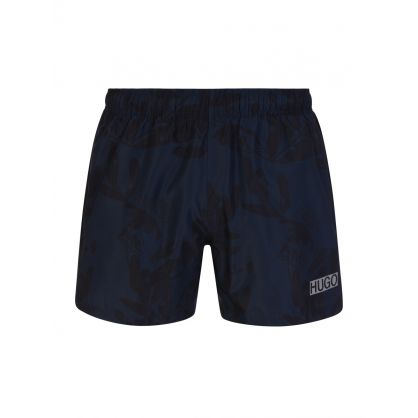Navy Kohama Swim Shorts