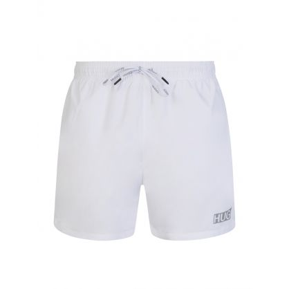 White Haiti Swimwear Shorts