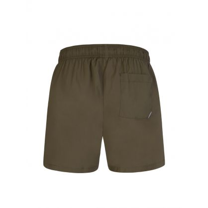 Green Haiti Swim Shorts