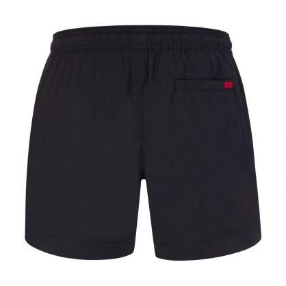 Black Dominica Swim Shorts
