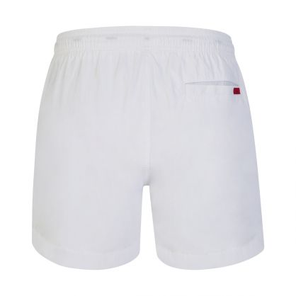 White Dominica Swim Shorts