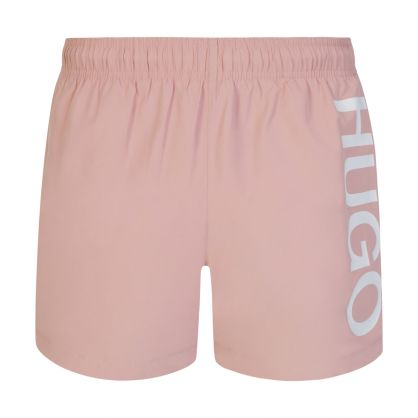 Boss Pink Abas Swim Shorts