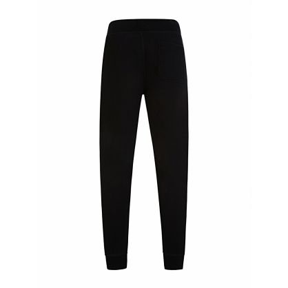 Black Finest Emblem Sweatpants