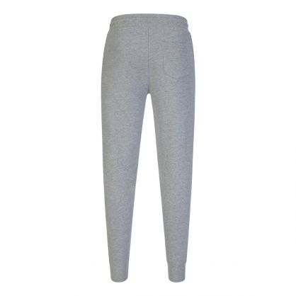 Grey Logo Tape Lounge Sweatpants