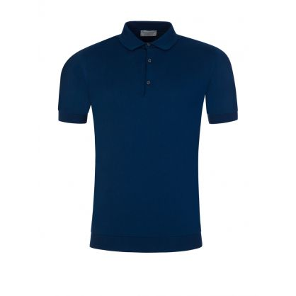 Indigo Adrian Polo Shirt