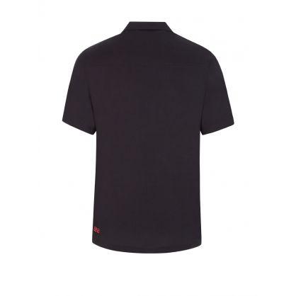 Black Still Life Resort Shirt