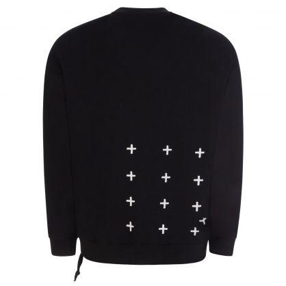 Black Kross Biggie Sweatshirt
