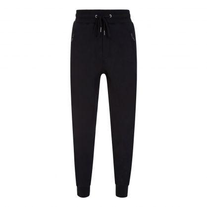 Black Restore Trax Sweatpants
