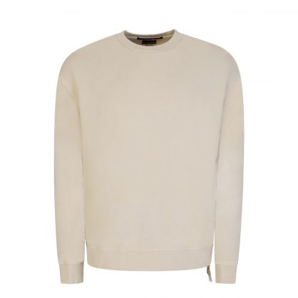 Cream Kross Biggie Sweatshirt