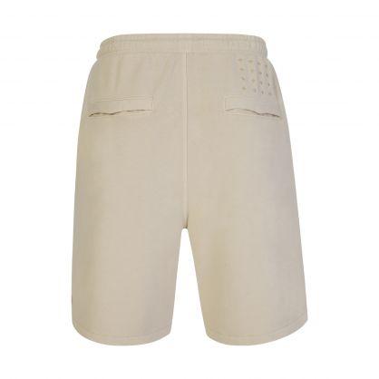 Cream Lofi Shorts