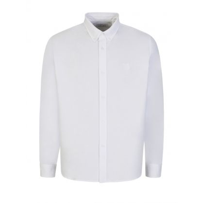 White Tiger Oxford Shirt