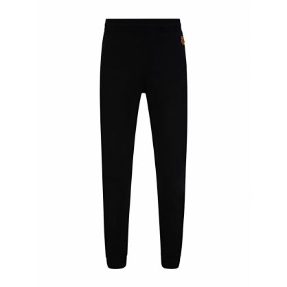 Black Tiger Crest Jogging Sweatpants
